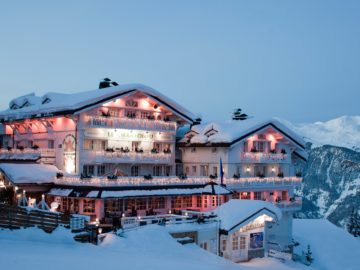 Follow The Winter Fun to The Family Resort of The Year!