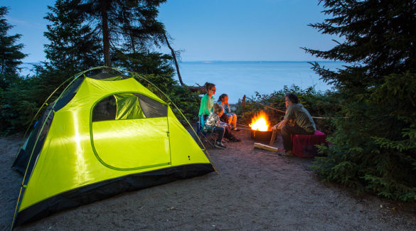 The History of The Camping Tent