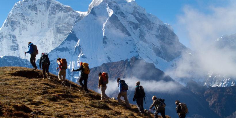 Trekking in Nepal - An Offbeat Travel